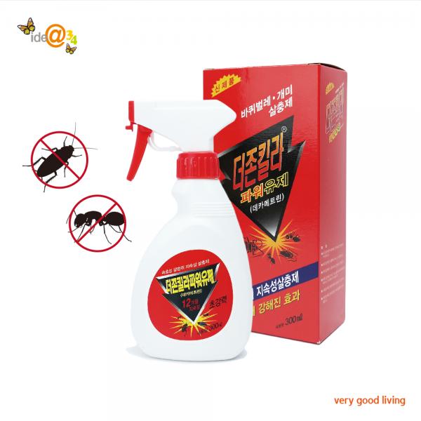 더존킬라 파워유제 300ml  바퀴 개미 살충제